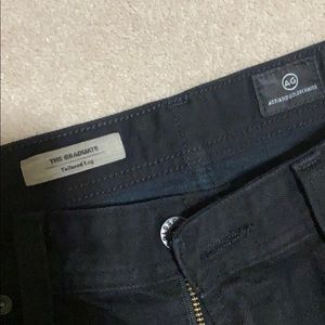 Ag Adriano Goldschmied Jeans - AG Graduate jeans, size 29, hemmed to 39.5 inches